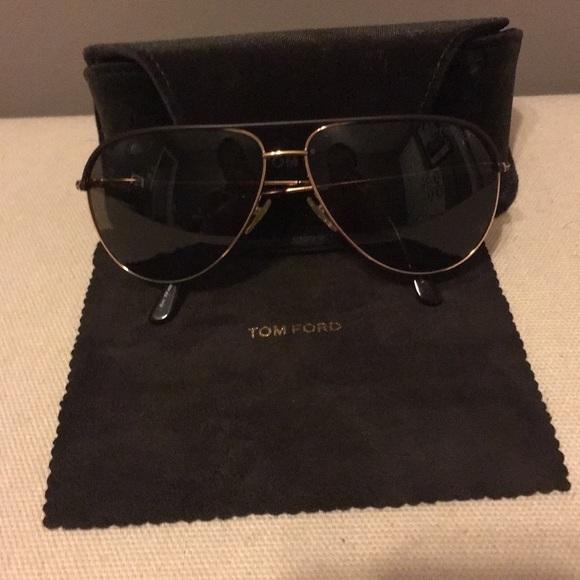 28aeb7f9e6c56 Tom Ford Erin aviator sunglasses . M 5a8e1ff69cc7efc3215ef654